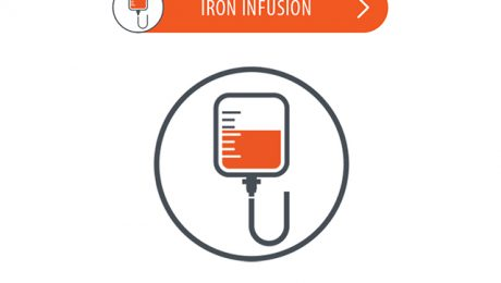 Iron clinic logo - Eatons Hill Medical Centre