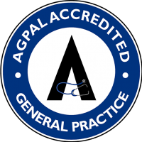 AGPAL Logo Round - Eatons Hill Medical Centre